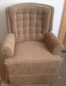 brownchair